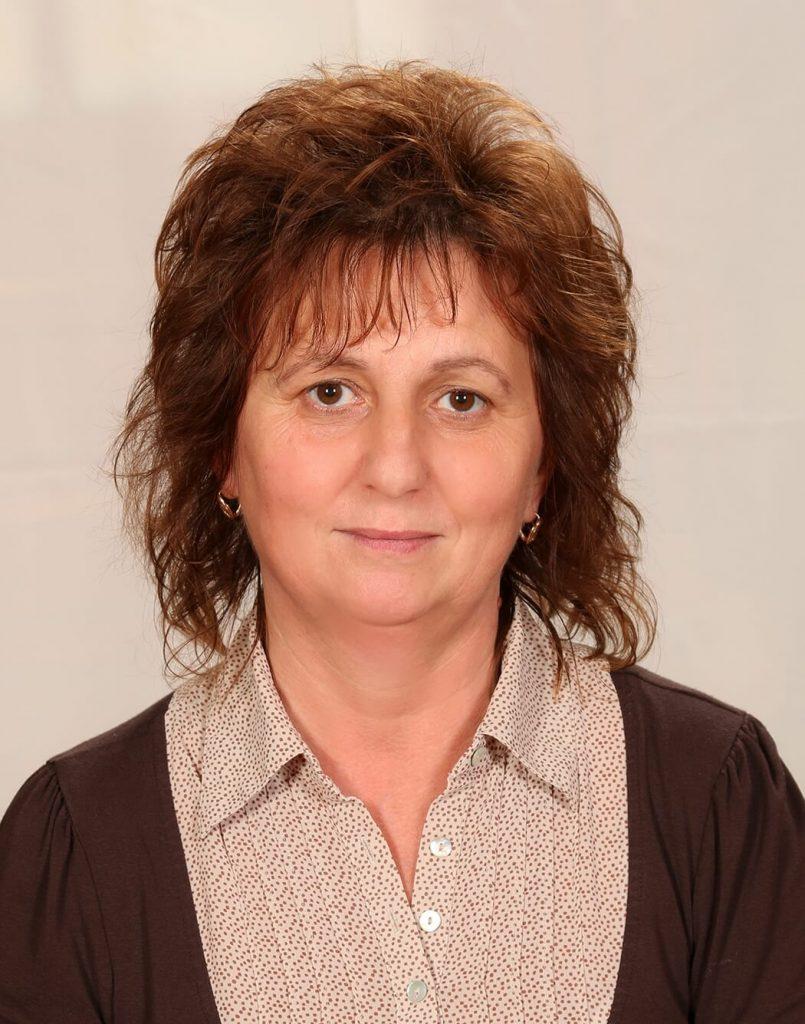Kósa Lajosné - Dajka