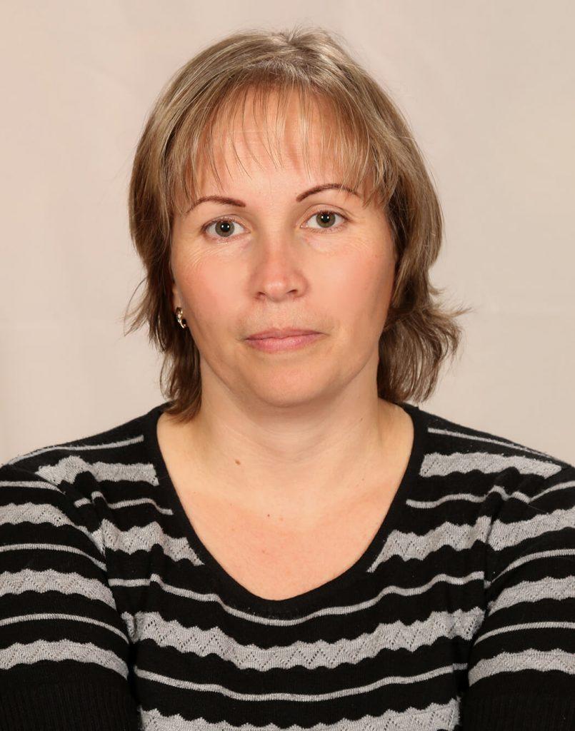 Somlyainé Tóth Anikó - Szakácsnő
