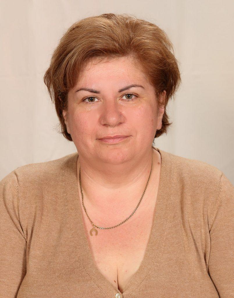 Szabó Mónika - Konyhai dolgozó
